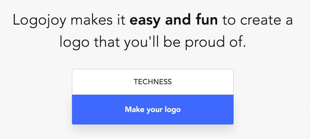 Online logo ontwerpen - Techness