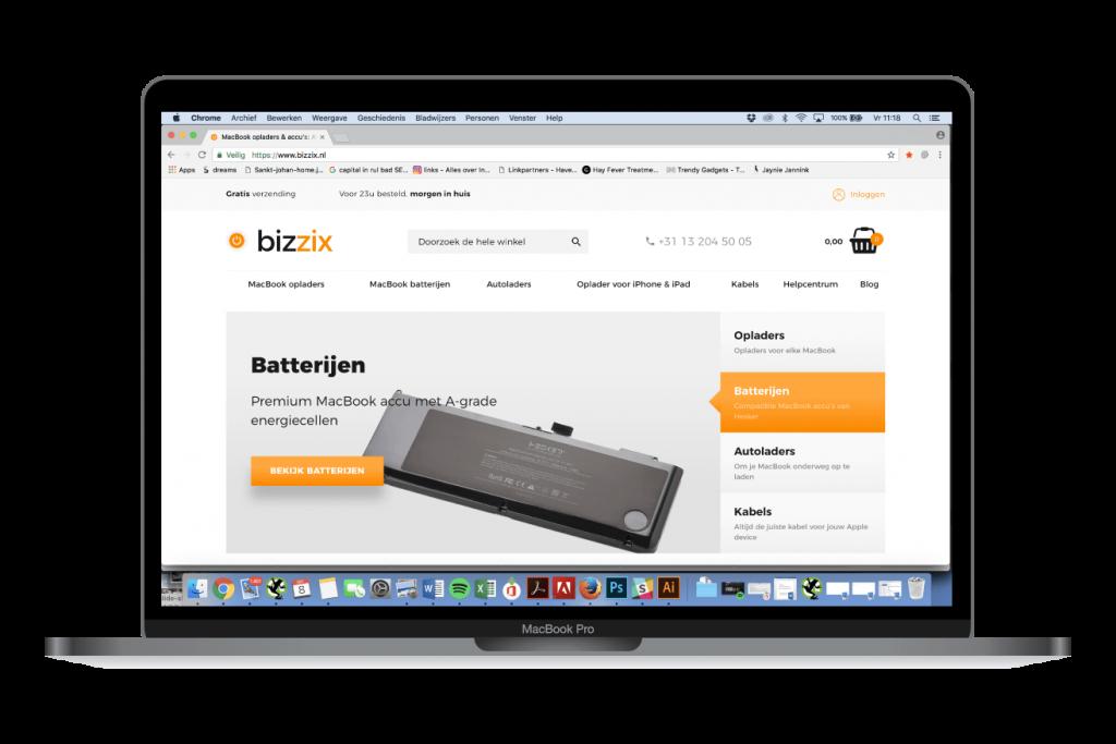MacBook batterij vervangen - Techness