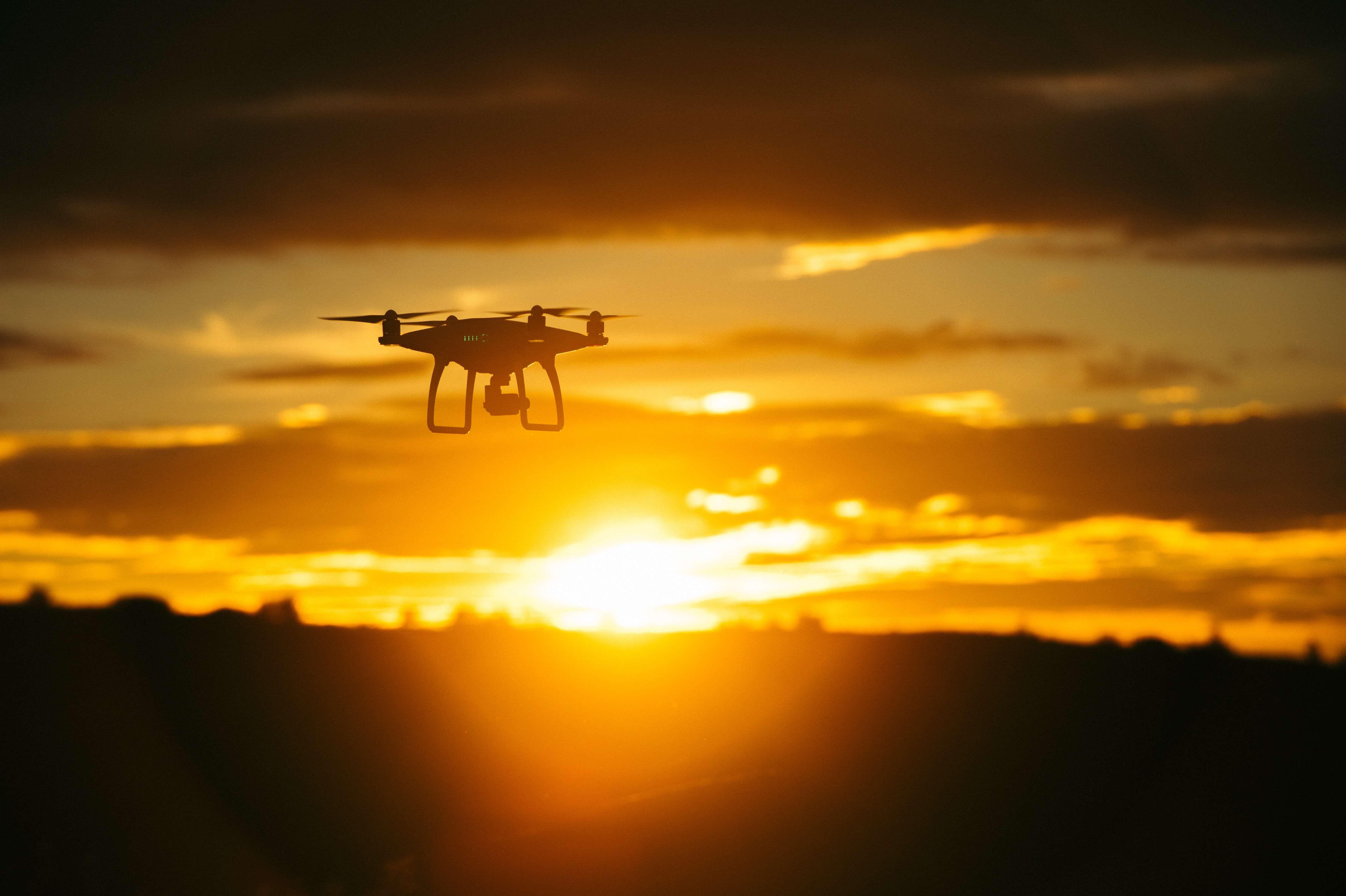 Drones zijn voor jong en oud, vrouw en man