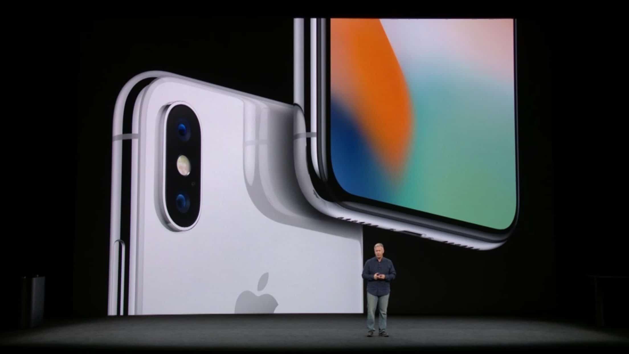 10 redenen om de iPhone X te kopen