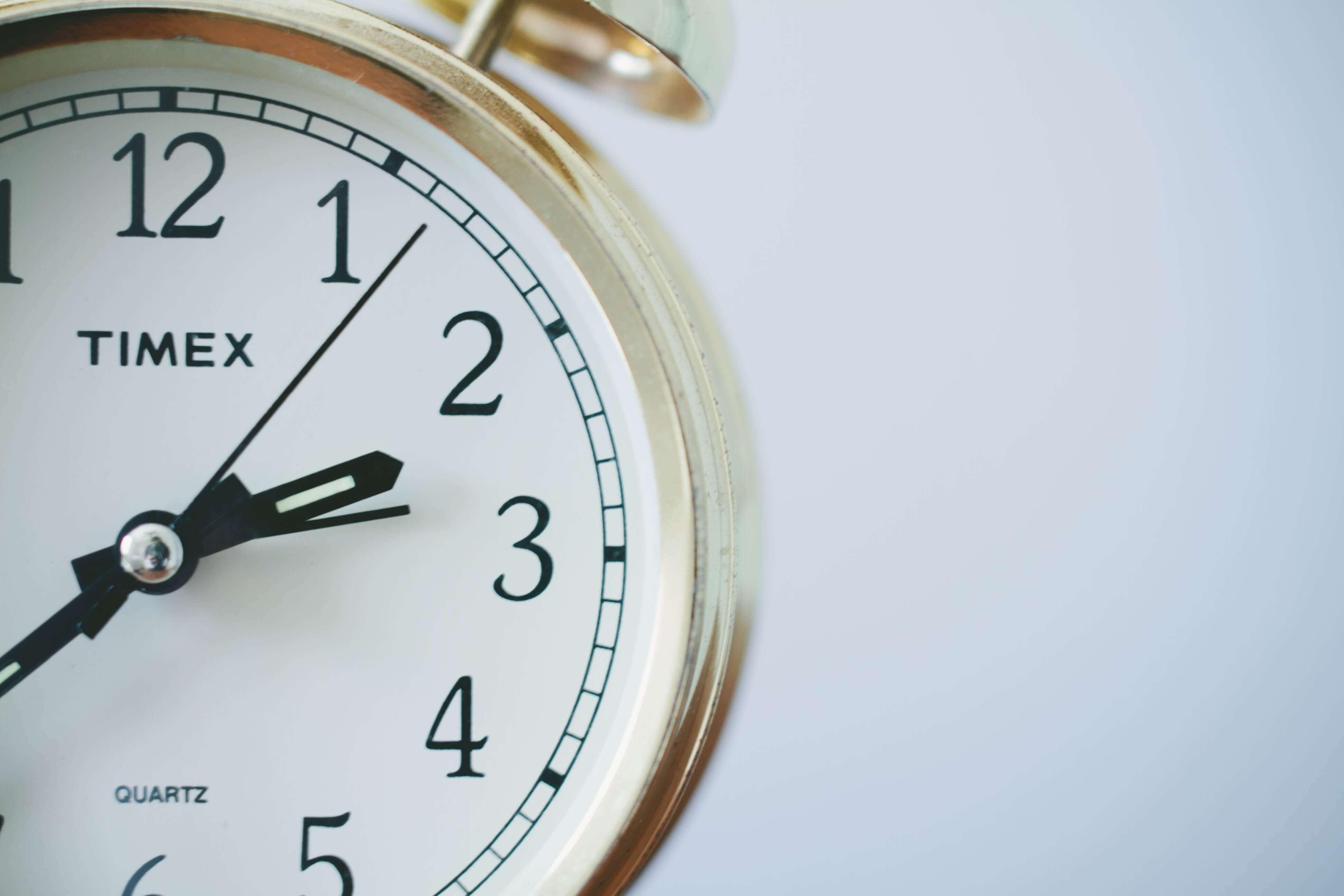 De voordelen van goede time management