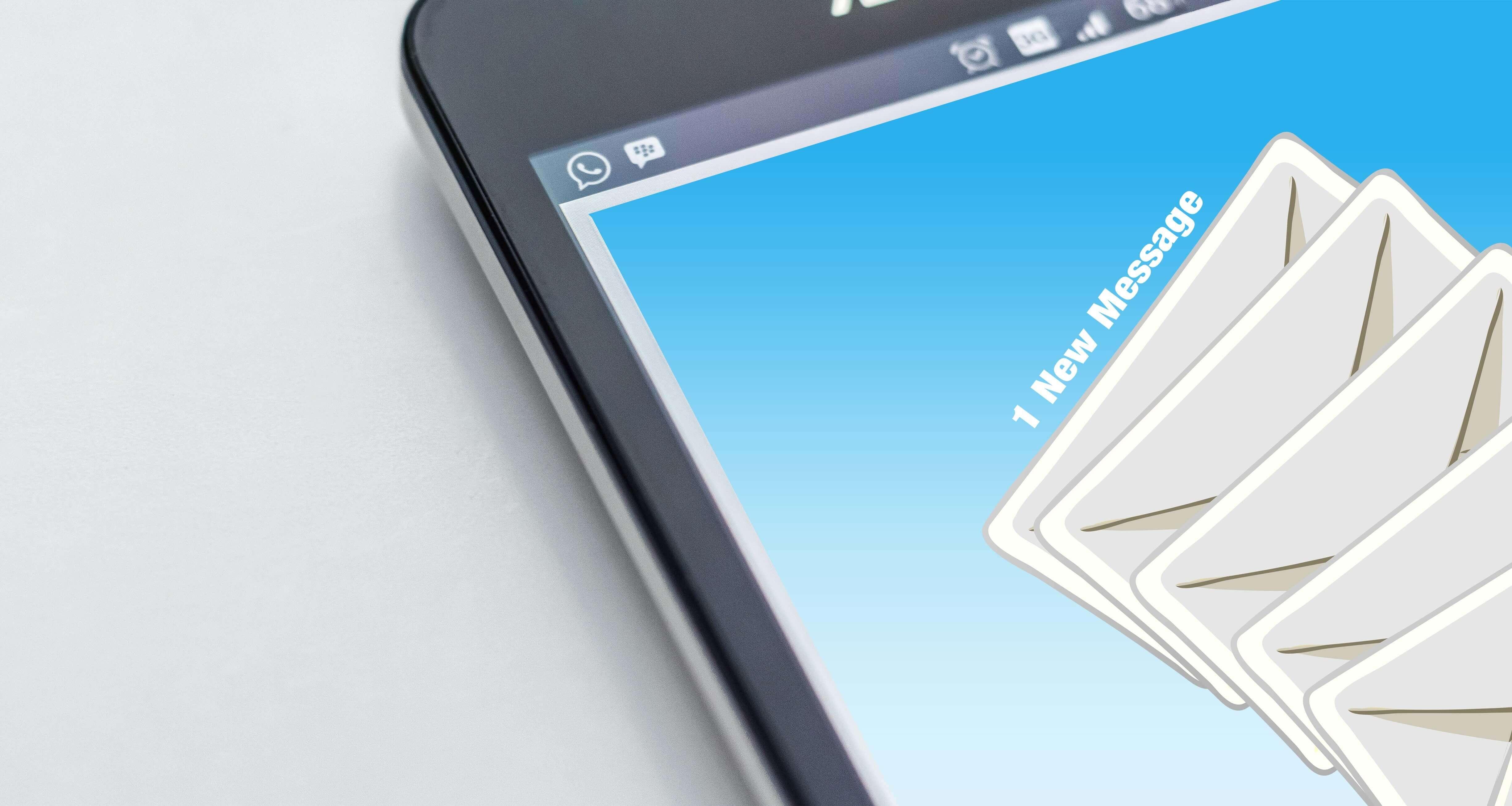 De top 3 meest gebruiksvriendelijke e-mail apps voor Android