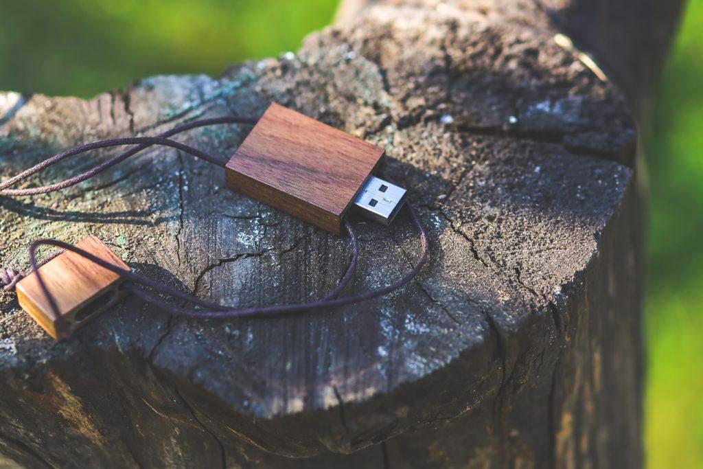 USB bedrukken