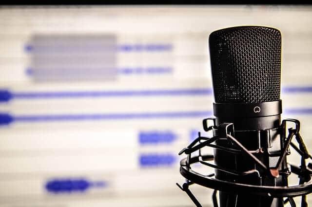 Microfoon dubbing