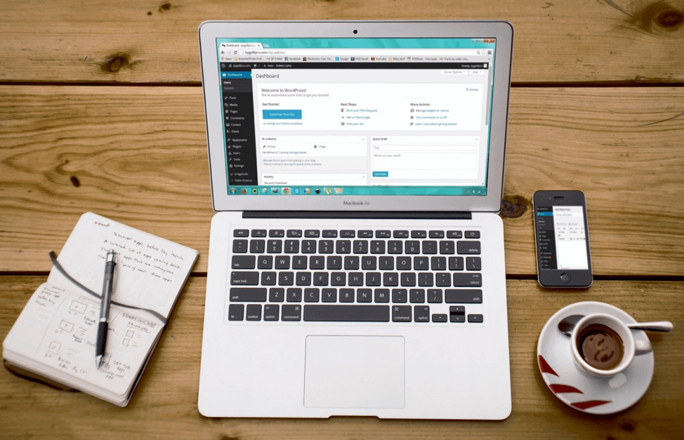 Websites maken met WordPress